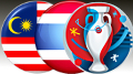 Thailand, Malaysia stake out early lead in Euro 2016 illegal betting arrest tourney