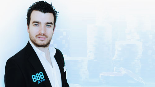 The Best Online Poker Player in The World Signs For 888Poker