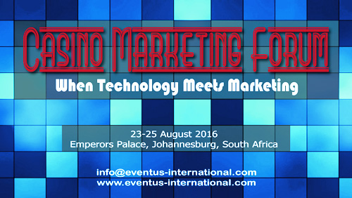 The Casino Marketing Forum Partners with an Impressive Speaker Panel to Present the First Event in Africa for Casino Marketers