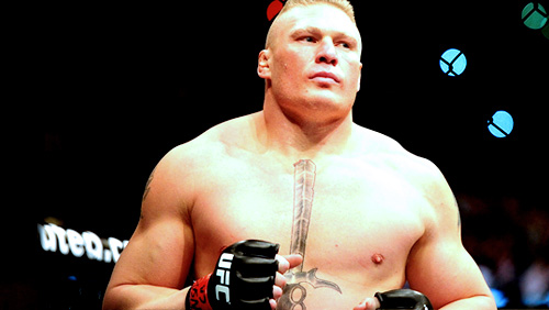 UFC 200 Odds – It's Good To Be Brock Lesnar