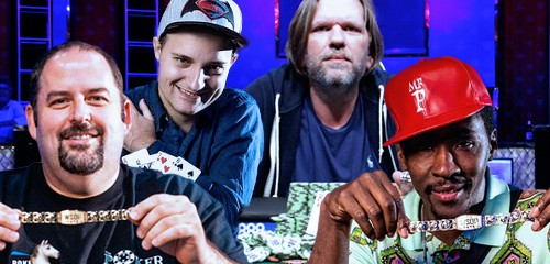 WSOP Review: Gold Bracelets For a Prince, a Porter, and Laplante