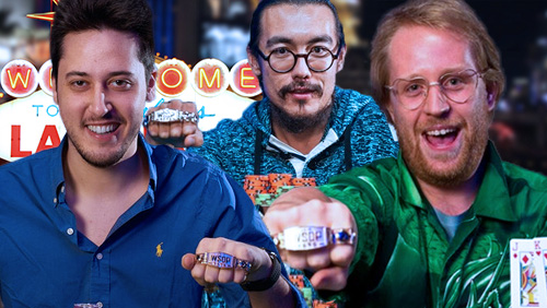 WSOP Review: Second For Mateos; Third For Gathy; Kozlov Denies Kitai a Fourth