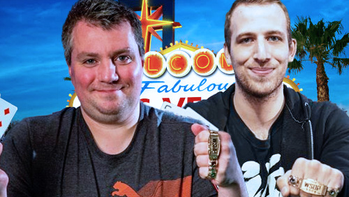 WSOP Round-Up: Gold For Benny Glaser & Andrey Zaichenko