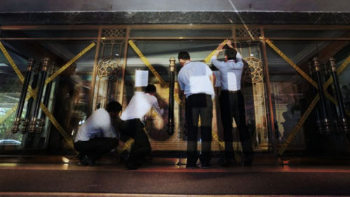 Amax downplays impact of Macau hotel temporary closure