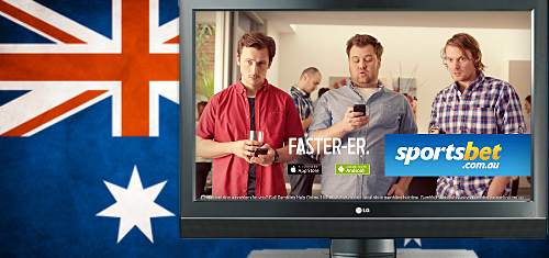 Australian bookies, TV execs protest proposed gambling advertising limits