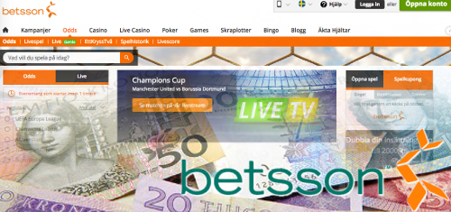Betsson's Q2 lives down to advance billing