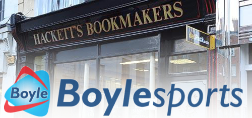 Boylesports buys Hacketts betting shops, Betfred named Lads-Coral frontrunner