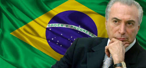Did Brazil's interim president just propose an online sports betting monopoly?