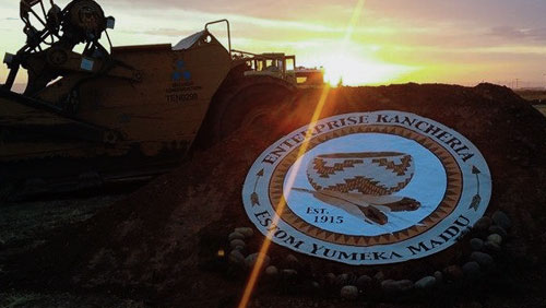 California tribes lock horns over North Fork casino project
