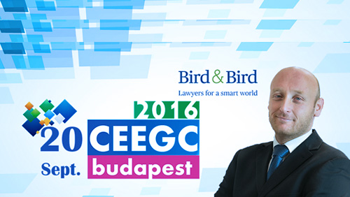 CEEGC 2016 Speaker profile - Gábor Helembai - Focus on Hungary - The future of the Hungarian online gambling market