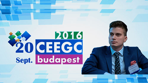 CEEGC 2016 Speaker profile - Jan Řehola – Focus on Czech Republic - New Gambling act. - Gambling reform - License application process