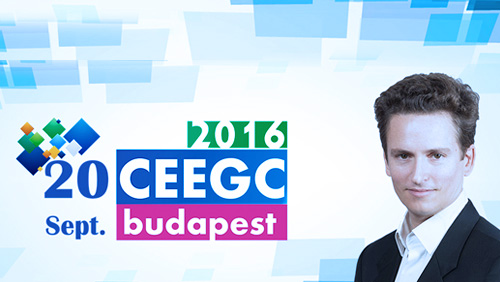 CEEGC 2016 Speaker profile – Valéry Bollier – Daily Fantasy Sports in Central and Eastern Europe