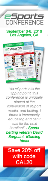 eSports Conference 2016