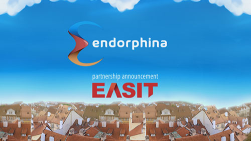 Endorphina and EASIT Announce Partnership