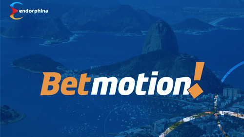 Endorphina Signs Partnership Deal with Betmotion
