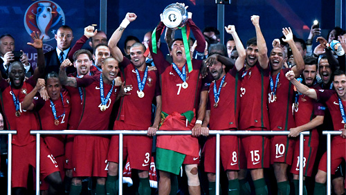 Euro 2016: Portugal Beat France Without Ronaldo