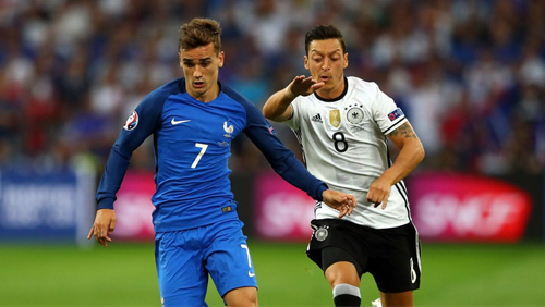 Euro 2016 Review: France to Play Portugal in the Final