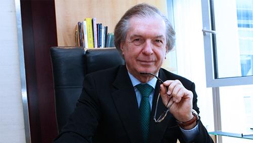 Friedrich Stickler becomes a NOVOMATIC Consultant