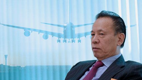 Casino boss Kazuo Okada punts on Philippine airport modernization project