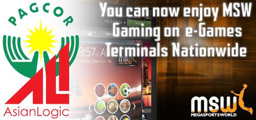 Egames pagcor nba betting gaming international sports betting