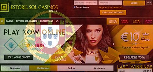 Casino operator Estoril Sol launches Portugal's first licensed online casino site