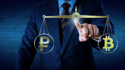 Russia wants to label bitcoin as foreign currency