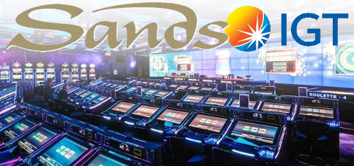 Sands Bethlehem launches electronic table games; investor seeks Adelson's head