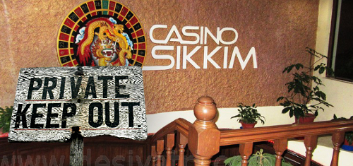 Sikkim gov't bans locals from casinos
