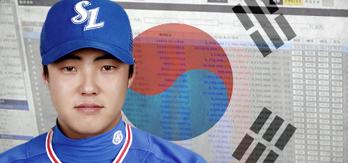 south-korea-samsung-lions-pitcher-online-gambling