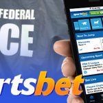 Sportsbet online in-play sports betting app referred to Australian Federal Police