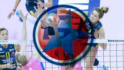 The Sportsman Acquires Audiovisual Rights For Top Women's Volleyball League In Italy
