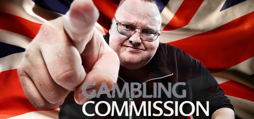 UK gambling operators can't advertise on Kim Dotcom's Megaupload reboot