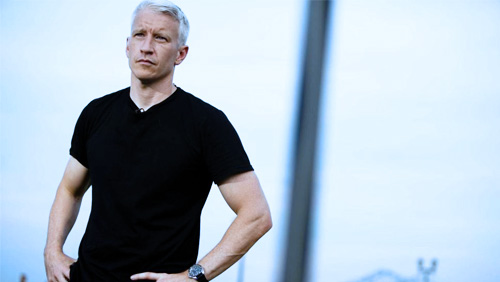 Prop betting: Will Anderson Cooper replace Michael Strahan on 'Live with Kelly'?