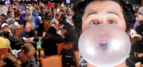 WSOP ME Day 3 Review: Bubble Bursts