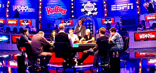 WSOP Main Event Day 7 Level 31: Michael Ruane Takes The Chip Lead in Huge Pot Against James Obst