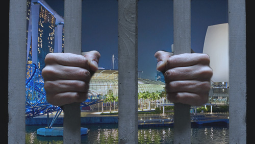 13 Thai nationals get jail time after cheating Marina Bay Sands of $1.37M