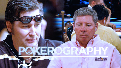 3: Barrels: Mike Sexton on War; Hellmuth & Cantu on Billions; a Few Brits on Pokerography