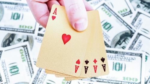 3-Barrels: Poker Player Sues Over Disfigured Foot; Four-Colour Decks a No-No; America's Cardroom Million Dollar Guarantee