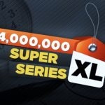 888Poker Release Super XL VI Schedule And Bump The Guaranteed Prize Pool up to $4m