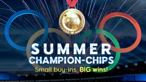 888Poker Launch Olympic Themed Micro Series; Big Names Litter the Final Tables of the 888Poker Sunday Majors