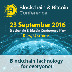 Blockchain and Bitcoin Conference 2016