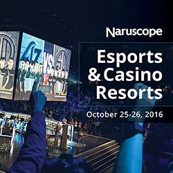 Esports and Casino Resort 2016