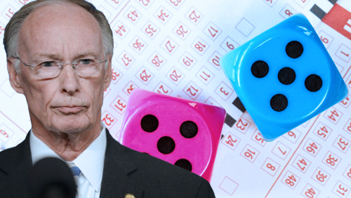 Alabama Senate Pass Simplified Lottery Bill by 21-12