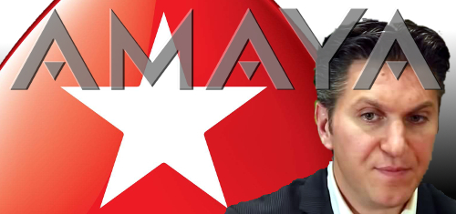 Amaya bids farewell to CEO David Baazov