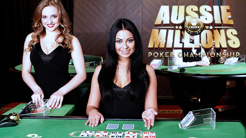 3-Barrels: Aussie Millions Goes Alone; Adda52 to Send Players to WPT China; Evolution Create Live Dealer Experience at The Hippodrome