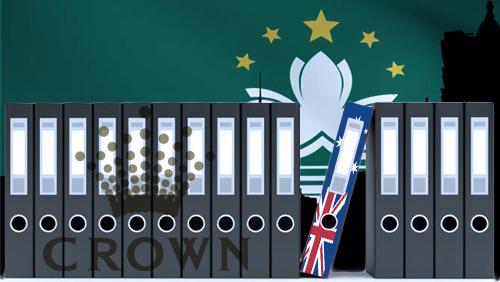 Australian regulator gives Crown split-up plan a positive