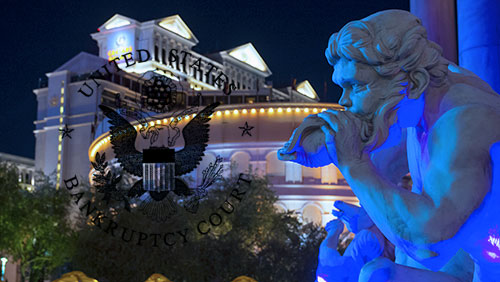In twist, Caesars wins brief extension on lawsuit shield