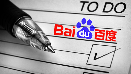 "Baidu slapped with ""to-do"" list over gambling ad​"