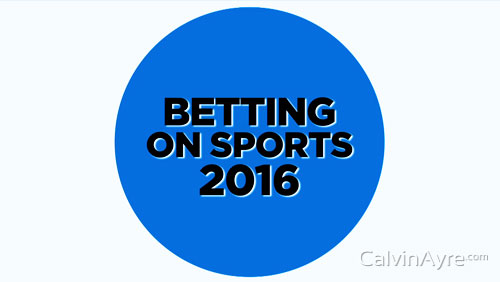 Betting on Sports 2016 Promo Video
