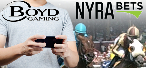 Boyd launch Nevada's first pari-mutuel app; NYRA Bets welcomes other states